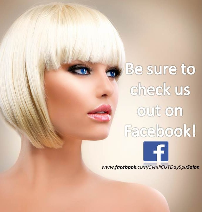 Be sure to Check us Out on Facebook